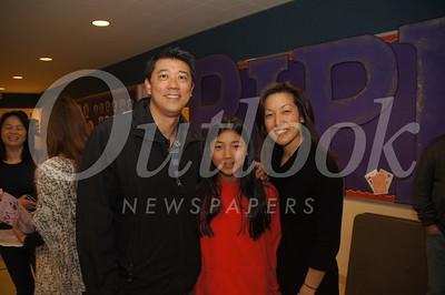 15 Ted, Malia and Kimi Yu