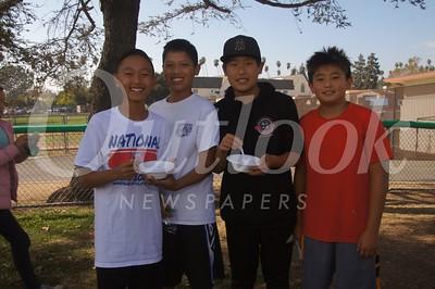 8 Jonah Kim, Christopher Mo, Daniel Chen and Sam Zhang