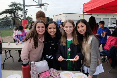 5 Kate Snaer, Bridget Duffy, Lila Giardina and Danica Lee