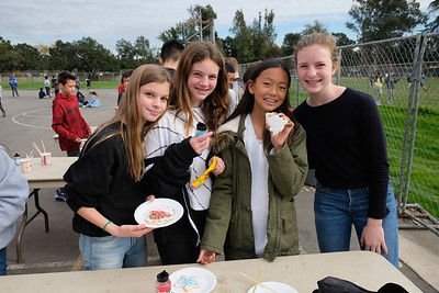 18 Faustine Paing, McKenzie Maling, Elle Kang and Katie McGuinness