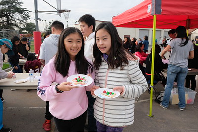 14 Mimi Fang and Adelynne Yang