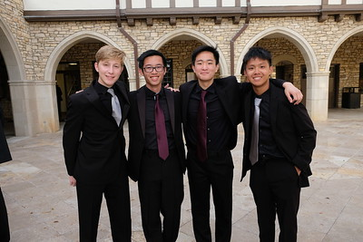 7 George Eittinger, Justin Chen, Victor Fuan and Ivan Chen
