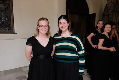 18 Kari Miller and Madison Wasserman