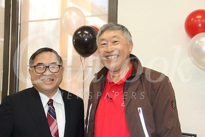 C  Joseph Chang and Issac Hung