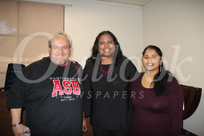 Jose Caire, Krishna Rao and Ashlin Anand
