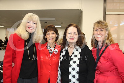 Sandy Dimkich, Valerie Weiss, Dana Marevich and Julie Boucher