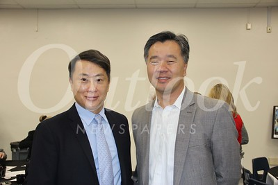 Steven Huang and Alan Chen