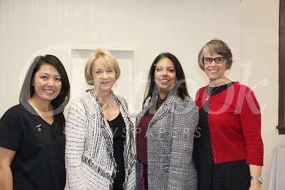 Jennifer Kurumada Chuang, Judy White, Christina Pink and Karen Wicke