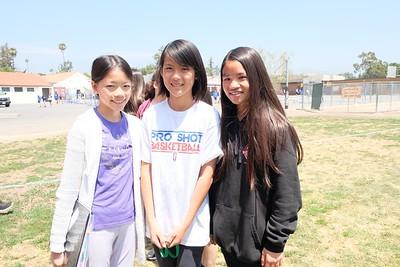 2 Celine Chih, Caroline Louie and Natalina Chen