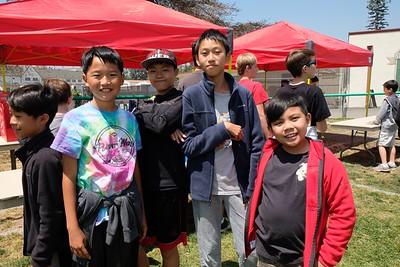 3 Maxwell Lee, Alexander Hou, Frank Dong and Patrick Samson