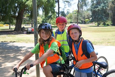 Lacy Freewheelers' Destination: Summer Fun