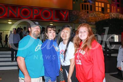 5275 Jason DuNah, Justene Pierce, Jeannie Wang and Sierra DuNah