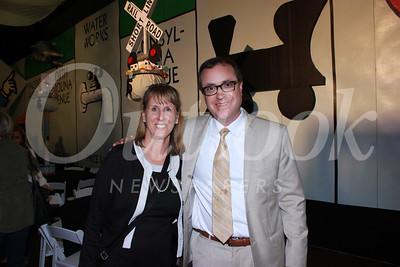 5240 Julie Boucher and Superintendent Alex Cherniss