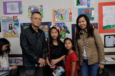 4 Patrick, Katie, Kara and Tina Mak