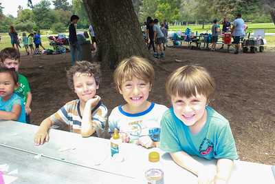 Park Play and Fun Trips With Camp Lacy