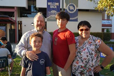 06382 Alex, Donald, Stewart and Ruth Walker