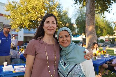 06387 Lisette Moggio and Mahjuba Mansoory