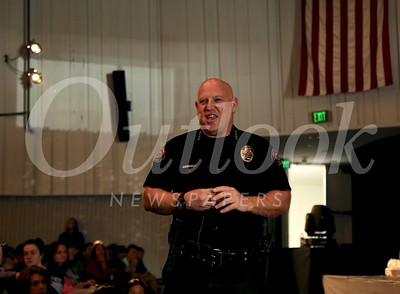 Police Chief Speaks at SMHS
