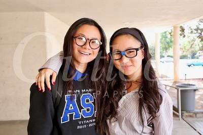 Palentina Lam and Katherine Shen