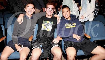 Jonathan Sheen, Devon Filos and Matthew Chen