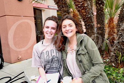 Megan Kelly and Allison Bruning