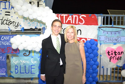 DSC_ Sophomore Prince Lucas Levy with his mom Claudia Cadavid 0825