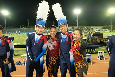 16 Chase Liao, Lucy Liao, Dylan Lim and Amanda Liu
