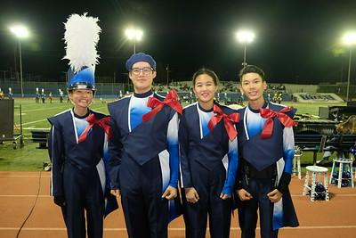 15 Isabella Chou, Tyler Hand, Erica Hou and Brighton Lam