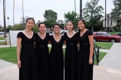 SMHS Chamber Choir Bids Farewell