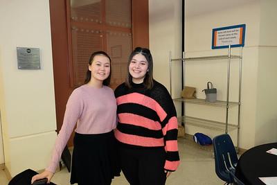 8 Rae Bear and Maddie Wasserman