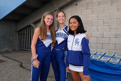 21 Lily Snaer, Sonia Deshaies and Mya Saw