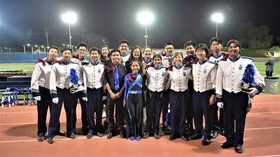 Titan Band Seniors