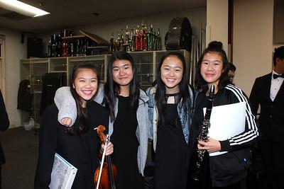 8703 Kaitlyn Ng, Ela Salim, Jocelyn Tang and Glenda Chen
