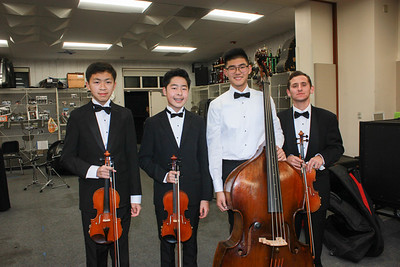 8677 Corey Sy, Lawrence Chao, Damien Chang and Michael Ossen