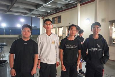 09109 Bernard Su, Yuxiang Zhang, Aaron Kang and Ethan Cheung