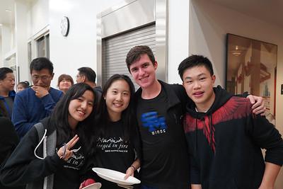 09133 Rain Wang, Angelina Li, William Ford and Chase Liao