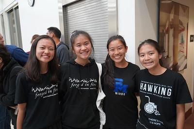 09135 Isabella Chou, Rachael Wen, Madison Ly and Elise Mach