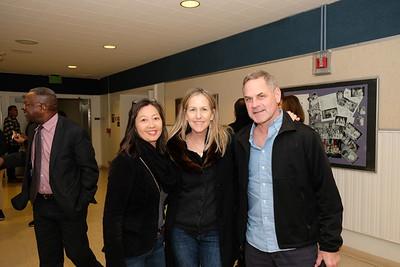 7 Nina Kirkendall with Margi and Fran Kuhn