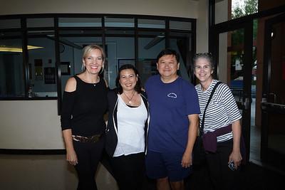07131 Laurie Modean, Usha Sutliff, David Wang and Lorena Barros