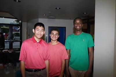 07134 Andrew Chen, Cameron Richardson and Tyrone Azinge