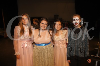 SMHS Presents Art Show and Fall Play