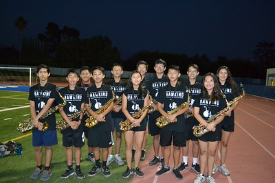 SMHS Strikes Up the Marching Band