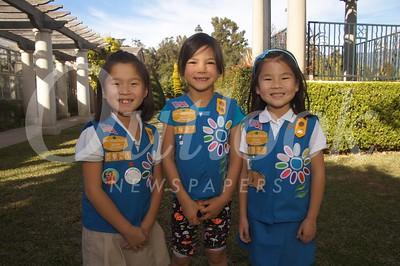 8 Leila Joe, Keira Shen and Emily Chan
