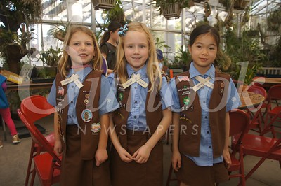 5 Sydney Sommers, Caroline Barberie and Kaitlyn Huynh