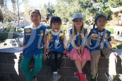 17 Becca Pu, Olivia Ho, Avery Wilemon and Avery Chung