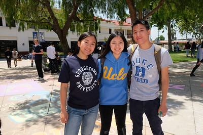 10 Chloe Luk, Ashley Sun and Aston Yong