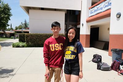 1 Christian Hu and Catherine Tang
