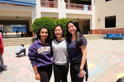 18 Mansi Gokani, Justine Wang and Noelle Guan