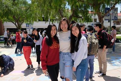 3 Erina Widjaja, Hanna Von and Elina Huang