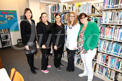Diana Bell, Araceli Cervantes, Suzanne Laughrey, Fary Yassamy and Juliann Rooke